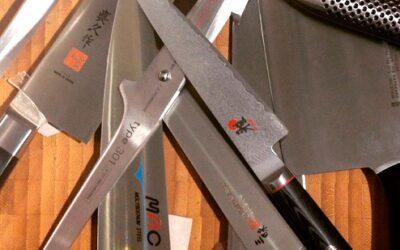 Hur tar du hand om din kniv?